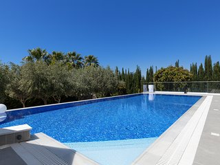 The Majestic Residence - Luxury, Private, Hot Tub, Infinity Pool and Jacuzzi