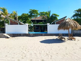 The BeachHouse at Playa Pochomil - 3 Houses - Sleeps up to 10!