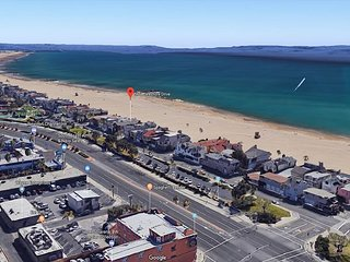 Spacious Oceanfront Single Family Home! Beautiful Views! Patio & Large Garage