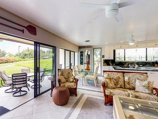 NEW LISTING! Tropical seaside gem with shared pool, hot tub, & easy beach access