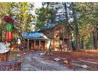 Poofy's Paradise  3 bedroom cabin in Plain WA