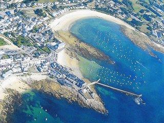 KER VRIL, Maison familiale à Lomener proche 4 plages de sable fin à 500 mètres