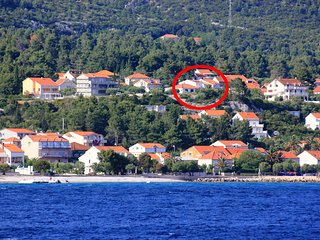 One bedroom apartment Orebic (Peljesac) (A-10173-b)