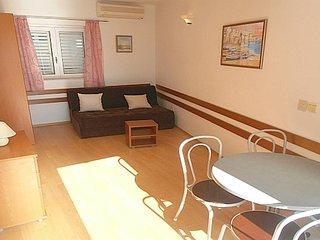 One bedroom apartment Baška Voda, Makarska (A-11899-e)
