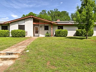 NEW! Austin Home w/ Yard - 3 Miles to S. Congress!