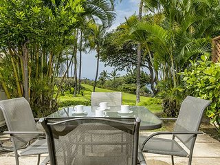Maui Kamaole #G-101 1Bd/2Ba Ocean View, Ground Floor, Close to Beach Sleeps 4