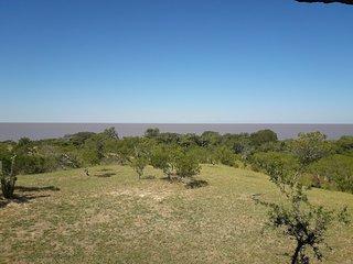 Increíble Chacra con Costa del Río de la Plata