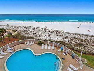 ~BEACH FRONT~ Newly Updated! Heated Gulf Front Pool +FREE Beach Service&Perks