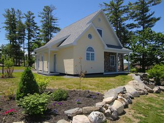 Three-Bedroom Villa 801 in Sheepscot Harbour Village Resort