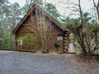 Mountain Views, Pool Table, In.Outdoor Jacuzzi, Open, Private, Budget Cabin