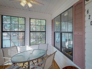Dog-friendly retreat w/ private dock & water views - great for fishing/boating!