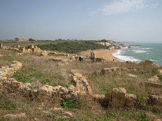 Villa Marinella di Selinunte vicino al parco archeologico più grande d'EUROPA.