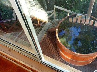 Casa Hualle con Hot-tub exclusivo cerca de termas y el lago