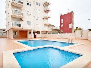 2dormitorio+piscina cada mes+Wi-fi+aire condicionado