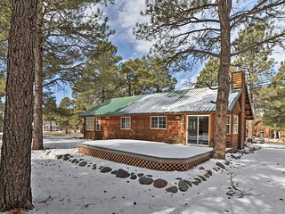 Quiet Pagosa Springs Family Home 5 Min to Downtown