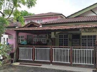 Al Wafi Homestay Pulau Pinang