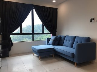 Step-In * The Heights Puncak Muzaffar Condo