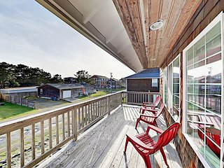 TurnKey - 4BR Kid-Friendly Retreat by the Sea - 2-Minute Walk to the Beach