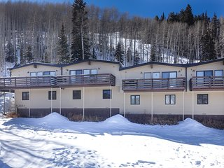This IS the location on the mountain! Stunning 4-bedroom, 3.5 bath condo