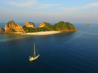 Floating Paradise Tioman Island