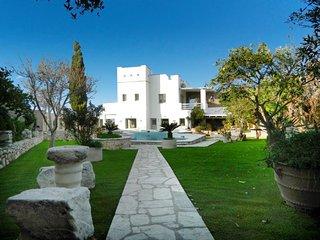 Villa Callista, Paros, Greece