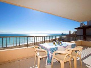 Apartamento Primera Linea de Playa con magnificas Vistas