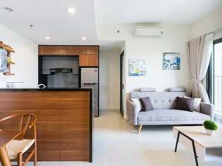 *FREE PICK UP AIRPORT* 124-Luxurious Cosy 2BR Apt