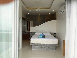 Bedroom, New beds
