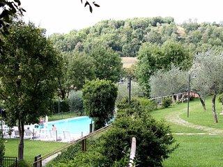 3 bedroom Apartment in Popoltaio-Schiacciato, Umbria, Italy : ref 5606846