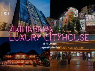 【NEW!】Akihabara Luxury City House 901