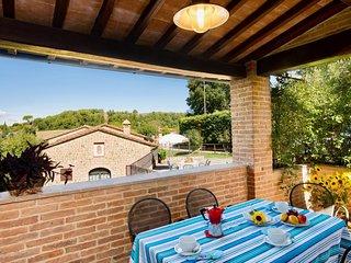 2 bedroom Apartment in Popoltaio-Schiacciato, Umbria, Italy : ref 5606842