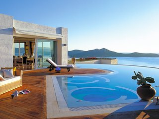 4 bedroom Villa in Ellinika, Crete, Greece : ref 5606963