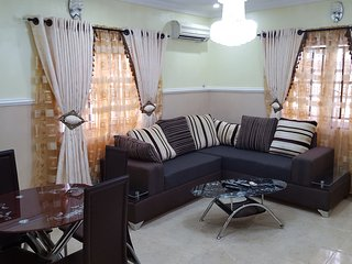 The Castle at Magodo GRA Phase 2( 2 Bed Rooms Option )
