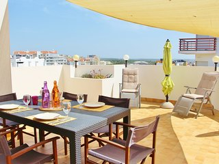 Penthouse Apartment w/ Private Terrace!