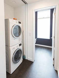 Bosch Series 500 washer and dryer