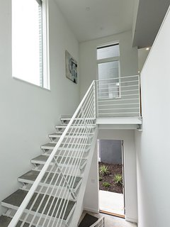 #2 is a one-story walkup with private front entry