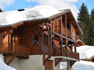 Chalet Orlando: A superior chalet in Les Gets