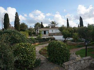 Villa Anthos in Tepebaşı ( Diorios )