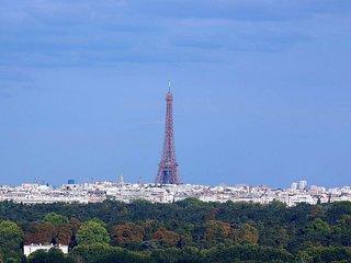 Les Hauts de Paris -Belvédère - Maison 6 personnes.