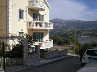 2 - 2 Bedroom Apartments overlooking Argostoli Harbour (Apt#3 and Apt#4)