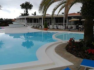 BUNGALOW in complejo vacacional con espectaculares piscinas