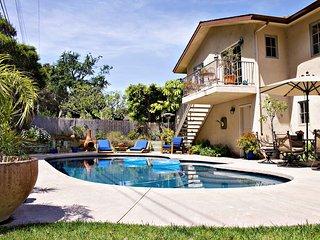 Elegant Designer Home with Pool & Large Yard!