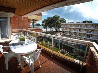 B3-APART  2 HAB VILAFORTUNY,  MAS D'EN GRAN  -,apartamento pie de playa, piscina