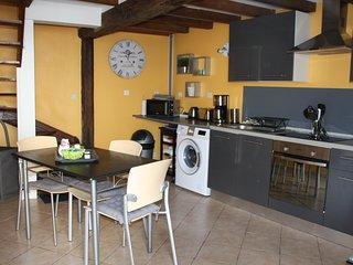Petite maison d'hôtes 'Le Bleuet'