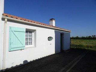 Maisonnette dans residence avec piscine collective a la Faute-sur Mer