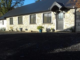 Ash Lodge. 4 stars luxury self catering. 3 bedrooms ensuite. Sleepso 6.