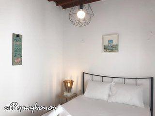 House in the heart of mykonos town