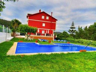Ref. 11978 Apartamento cerca de Sanxenxo con piscina