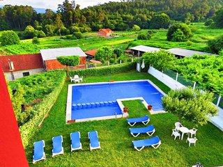 Ref. 11979 Apartamento con piscina cerca de Sanxenxo