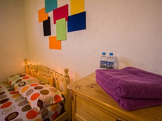 Private bedroom laundry incl. in central Quito